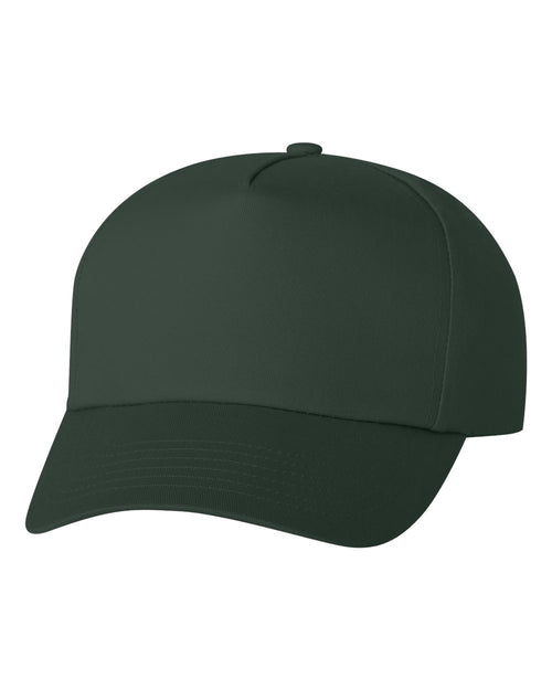 Five-Panel Twill Cap
