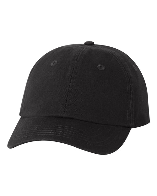 Small Fit Bio-Washed Unstructured Cap