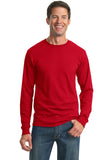 JERZEES® - Dri-Power® Active 50/50 Cotton/Poly Long Sleeve T-Shirt.  29LS