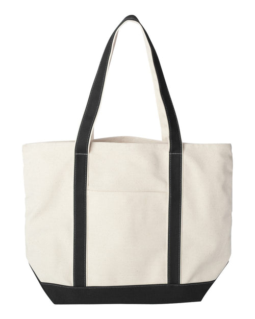 18 Ounce Cotton Canvas Tote