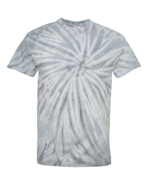 Cyclone Pinwheel Short Sleeve T-Shirt (Silver)