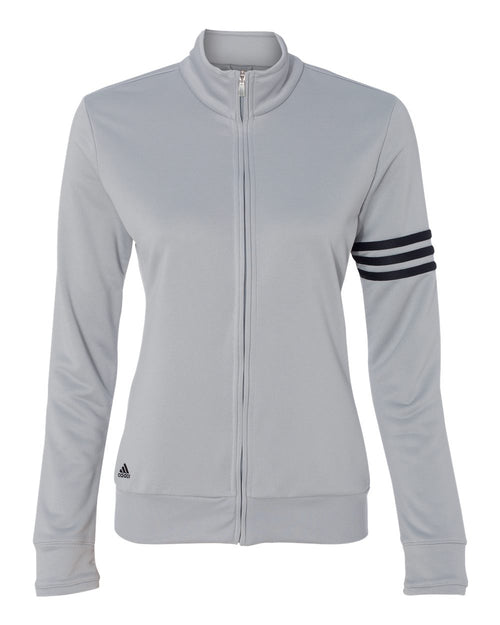 Golf Women's ClimaLite 3-Stripes French Terry Full-Zip Jacket