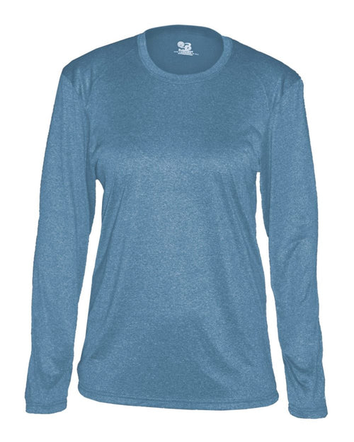 Pro Heather Women's Long Sleeve Tee