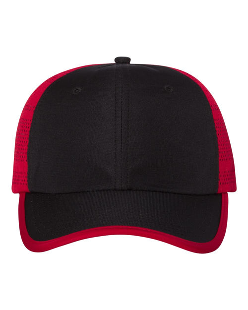 Performance Ripstop Perforated Cap