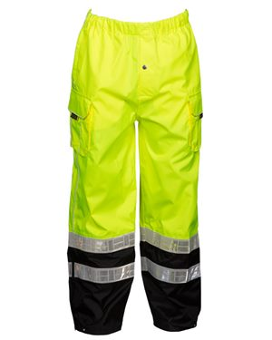 Premium Black Series Rainwear Pants