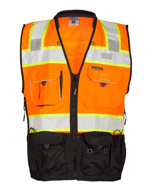 Premium Black Series Surveyors Vest