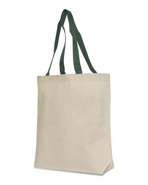 Jennifer Cotton Canvas Tote