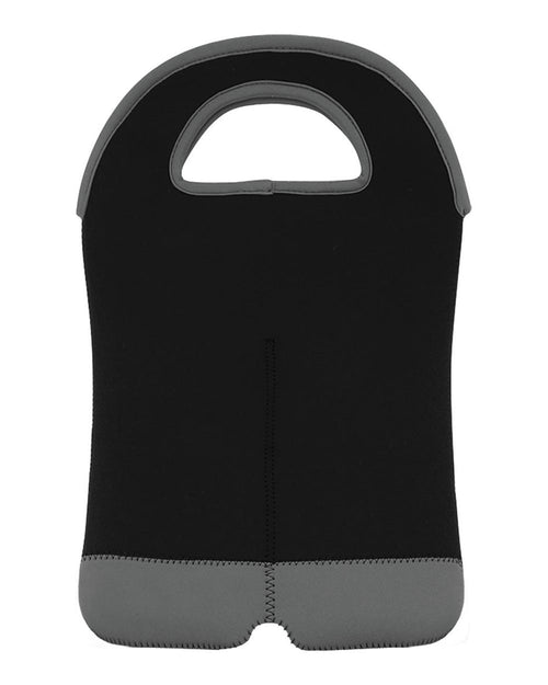 Insulated Neoprene Double Wine Tote