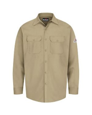 Flame Resistant Excel Work Shirt Long Sizes