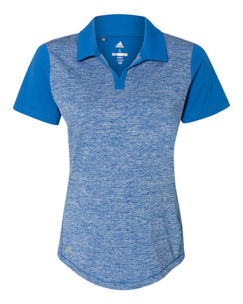 Women's Heather Block Sport Shirt
