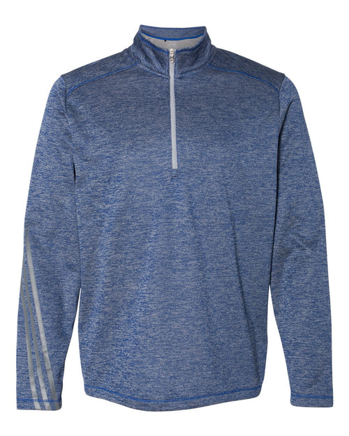 Brushed Terry Heather Quarter-Zip