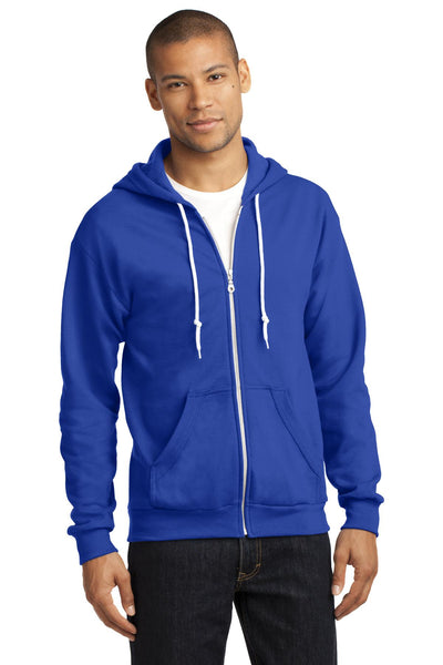 Anvil® Full-Zip Hooded Sweatshirt. 71600
