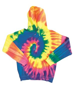 Youth Blended Hooded Sweatshirt