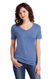 JERZEES ® Ladies Snow Heather Jersey V-Neck T-Shirt 88WV