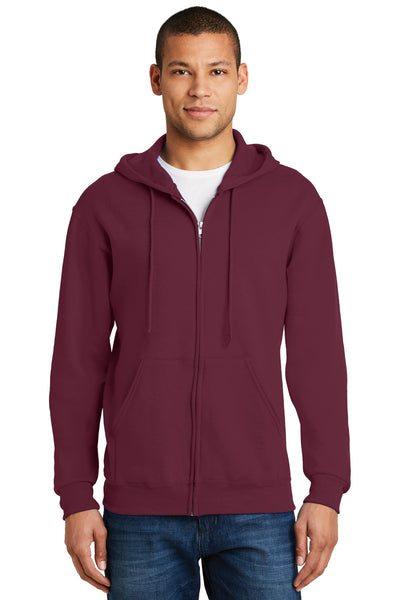 JERZEES® - NuBlend® Full-Zip Hooded Sweatshirt.  993M