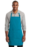 Port Authority ® Full-Length Two-Pocket Bib Apron. A600