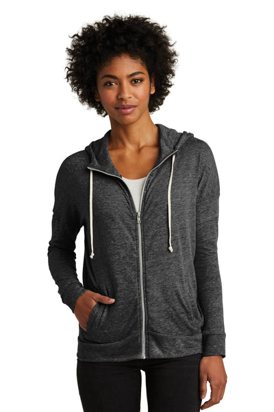 Alternative Women's Eco-Jersey™ Cool-Down Zip Hoodie. AA2896