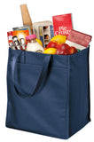 Port Authority® - Extra-Wide Polypropylene Grocery Tote. B160