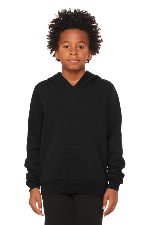 BELLA+CANVAS ® Youth Sponge Fleece Pullover Hoodie BC3719Y