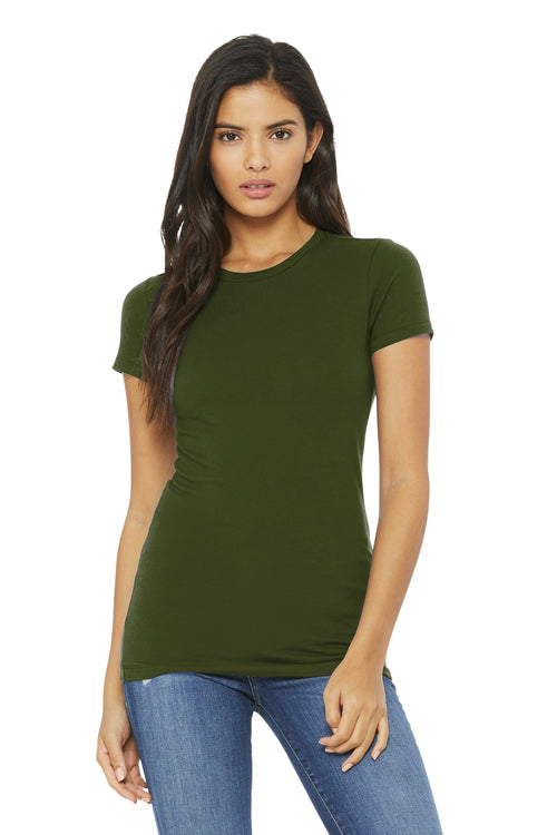 BELLA+CANVAS ® Women's The Favorite Tee. BC6004