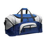 Port Authority® - Standard Colorblock Sport Duffel.  BG99