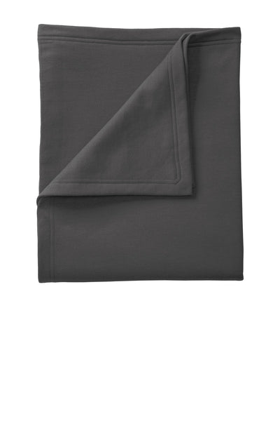 Port & Company® Core Fleece Sweatshirt Blanket. BP78