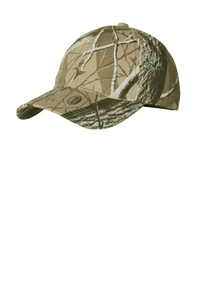 Port Authority® Pro Camouflage Series Garment-Washed Cap.  C871