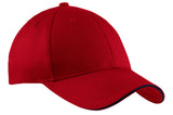 Port & Company® - Sandwich Bill Cap.  CP85