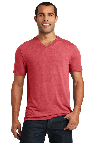 District Made®  Mens Perfect Tr® V-Neck Tee. DT1350
