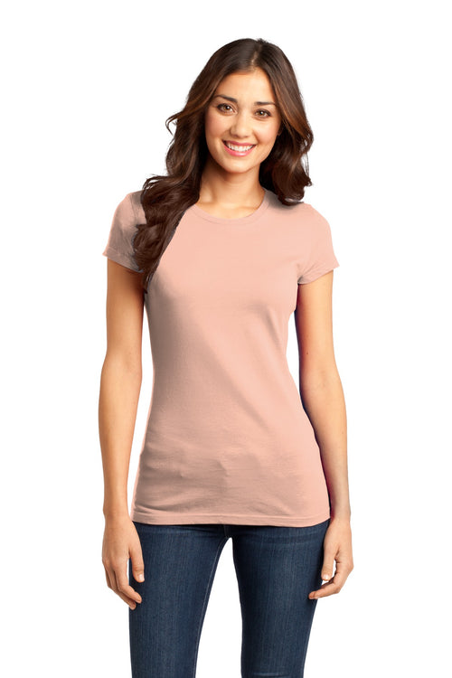 District® Women's Fitted Very Important Tee®. DT6001