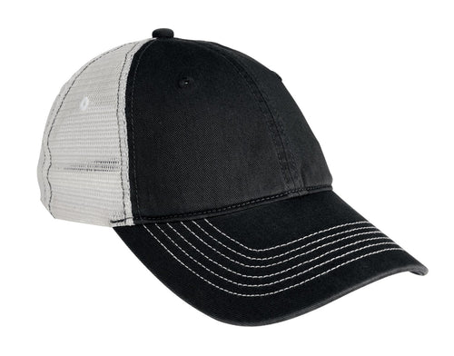 District® - Mesh Back Cap. DT607