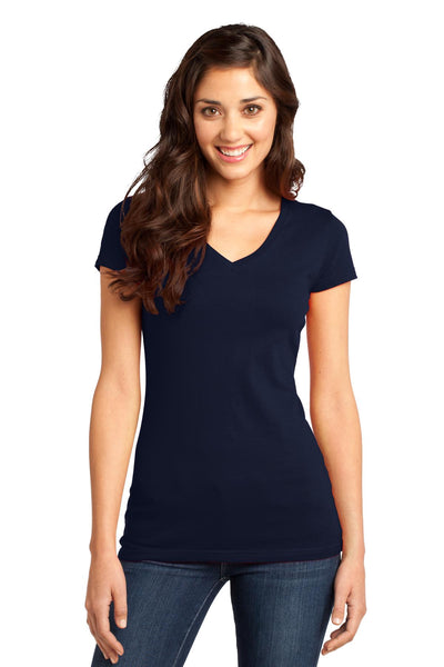 District® - Juniors Very Important Tee® V-Neck. DT6501