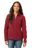 Eddie Bauer® - Ladies Full-Zip Fleece Jacket. EB201