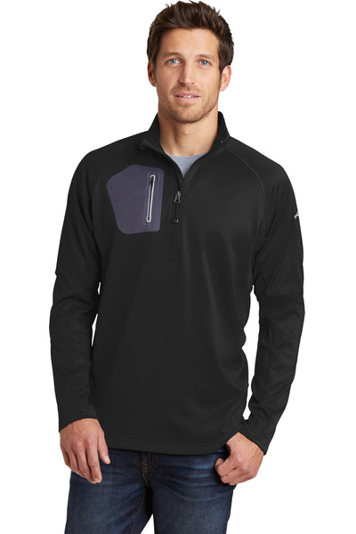 Eddie Bauer® 1/2-Zip Performance Fleece. EB234