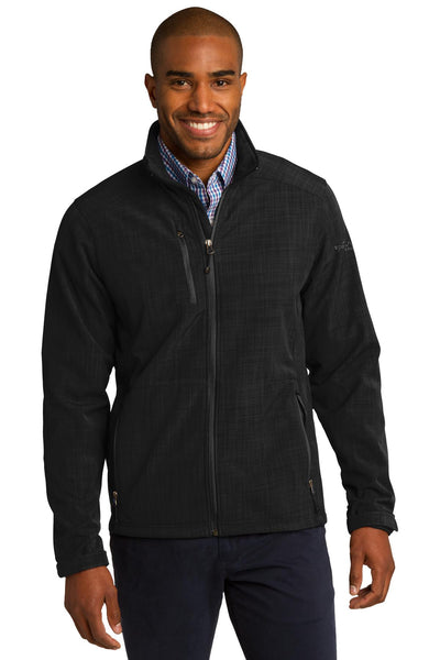 Eddie Bauer® Shaded Crosshatch Soft Shell Jacket. EB532