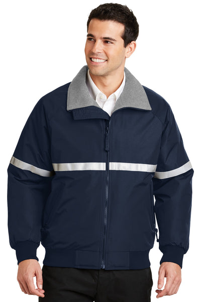 Port Authority® Challenger™ Jacket with Reflective Taping.  J754R