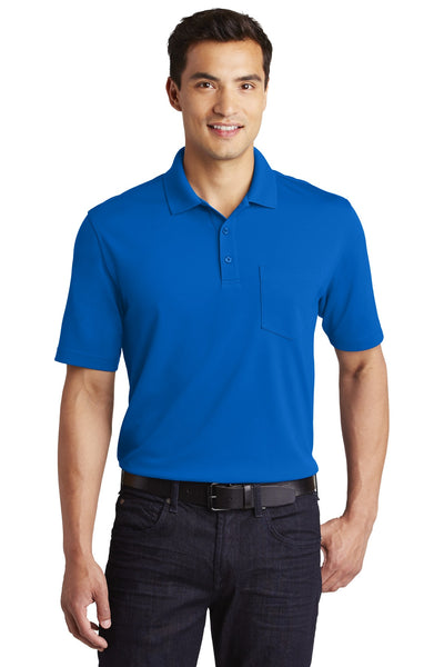 Port Authority® Dry Zone® UV Micro-Mesh Pocket Polo. K110P