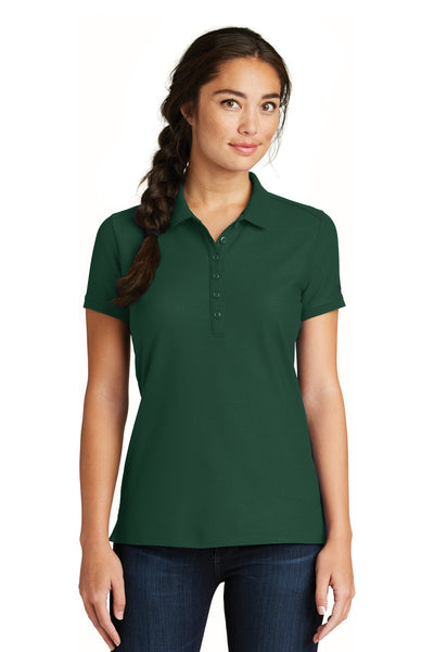 New Era ® Ladies Venue Home Plate Polo. LNEA300