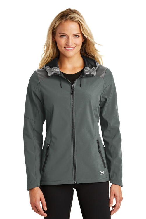OGIO® ENDURANCE Ladies Liquid Jacket. LOE723