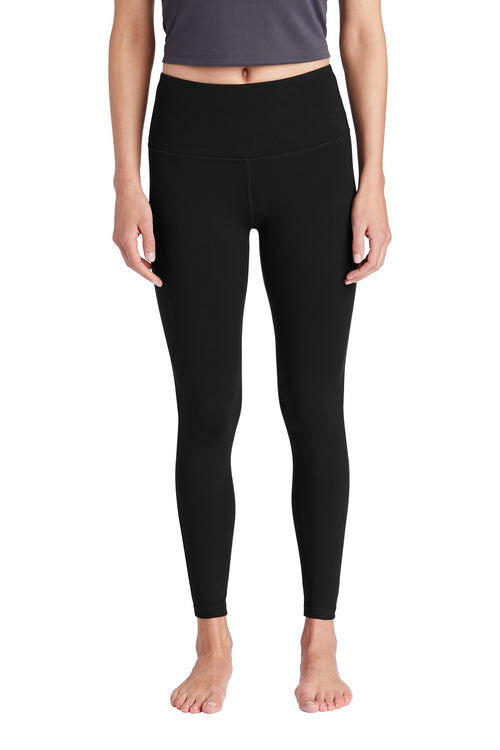 Sport-Tek ® Ladies High Rise 7/8 Legging LPST891