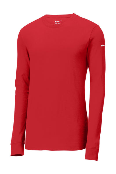 Limited Edition Nike Core Cotton Long Sleeve Tee. NKBQ5232