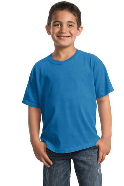 Port & Company® - Youth Pigment-Dyed Tee. PC099Y
