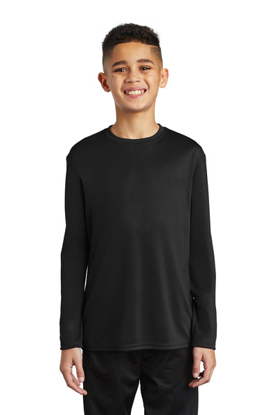 Port & Company ® Youth Long Sleeve Performance Tee PC380YLS