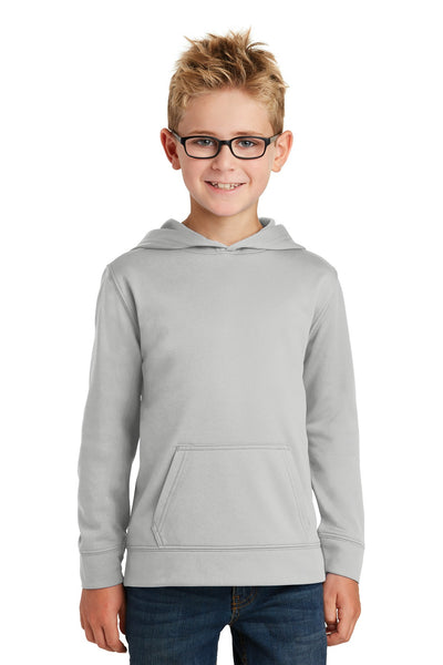 Port & Company®Youth Performance Fleece Pullover Hooded Sweatshirt. PC590YH