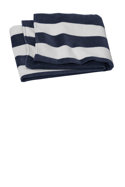 Port Authority ® Value Cabana Stripe Beach Towel PT45