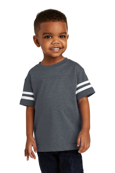 Rabbit Skins™ Toddler Football Fine Jersey Tee. RS3037