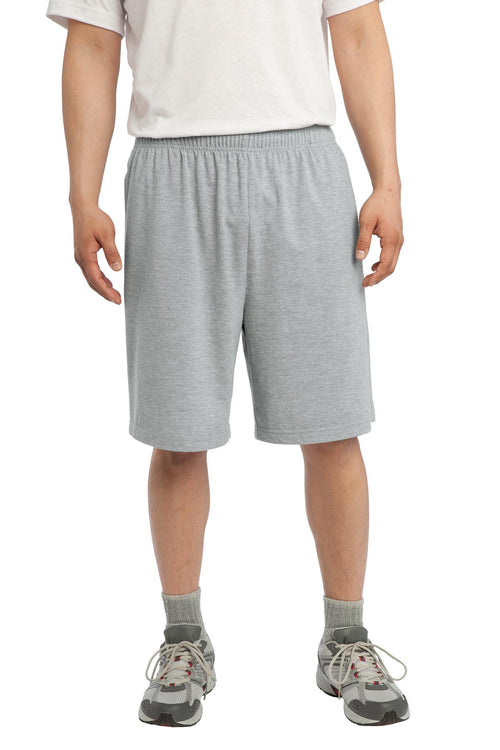 Sport-Tek® Jersey Knit Short with Pockets. ST310