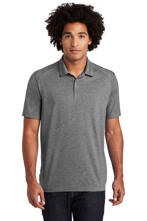 Sport-Tek ® PosiCharge ® Tri-Blend Wicking Polo. ST405