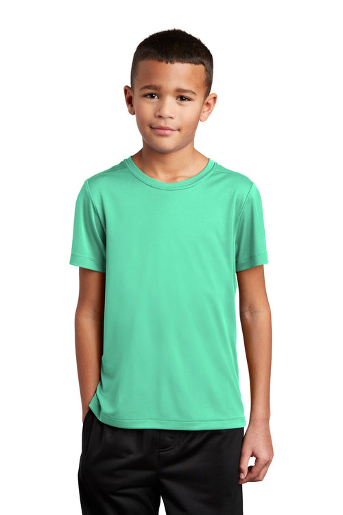 Sport-Tek ® Youth Posi-UV™ Pro Tee. YST420