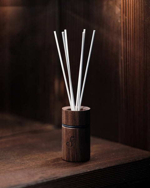 Wooden Personal Perfume Diffuser - Caoba